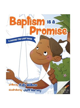 Baptism is a Promise book