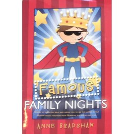 Cedar Fort Publishing Famous Family Nights