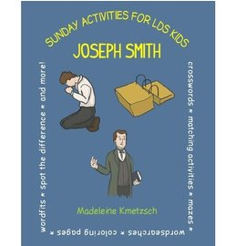 Deseret Book Company (DB) Sunday Activities for LDS Kids: Joseph Smith