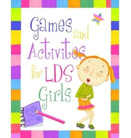 Games and Activities for LDS Girls,