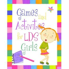Deseret Book Company (DB) Games and Activities for LDS Girls,