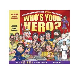 Deseret Book Company (DB) Who's Your Hero, The Ultimate Collection, Vol. 2, Bowman