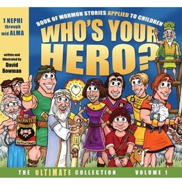Who's Your Hero The Ultimate Collection, Vol. 1, Bowman