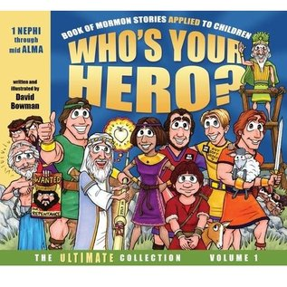 Deseret Book Company (DB) Who's Your Hero The Ultimate Collection, Vol. 1, Bowman