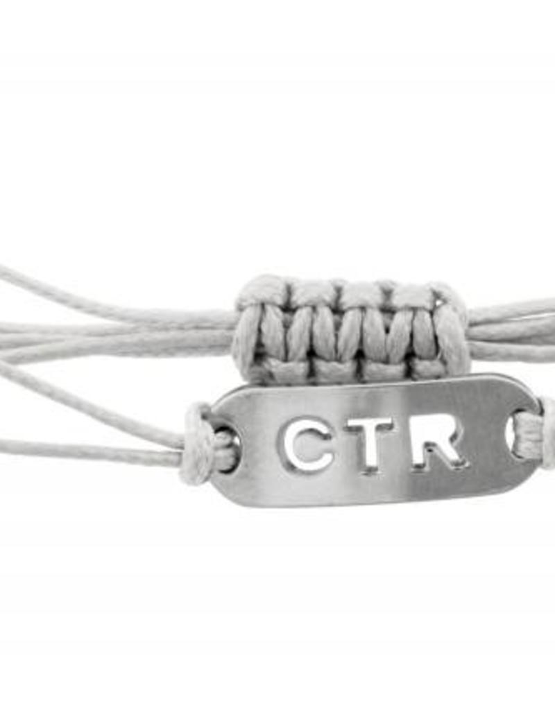 String CTR Bracelet White