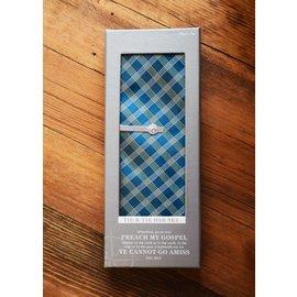 Elder Tie & Tie Bar Gift Set