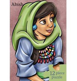 Book of Mormon Mini Puzzle: Abish