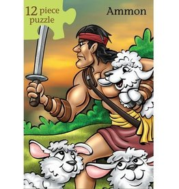 Book of Mormon Mini Puzzle: Ammon