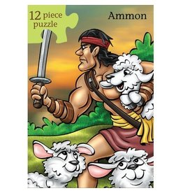 Book of Mormon Mini Puzzle: Ammon