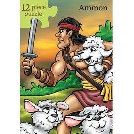 Deseret Book Company (DB) Book of Mormon Mini Puzzle: Ammon