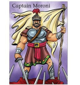 Book of Mormon Mini Puzzle: Captain Moroni