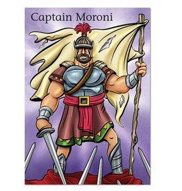 Book of Mormon Mini Puzzle: Captain Moroni