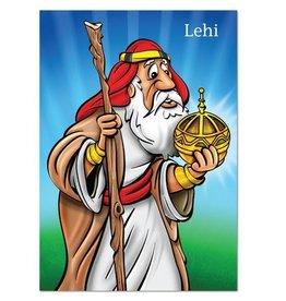 Book of Mormon Mini Puzzle: Lehi