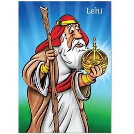 Deseret Book Company (DB) Book of Mormon Mini Puzzle: Lehi