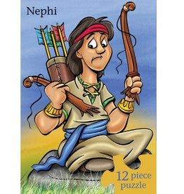 Book of Mormon Mini Puzzle: Nephi
