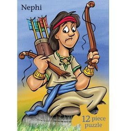 Deseret Book Company (DB) Book of Mormon Mini Puzzle: Nephi
