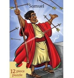 Book of Mormon Mini Puzzle: Samuel the Lamanite