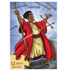 Book of Mormon Mini Puzzle: Samuel the Lamanite