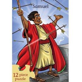 Deseret Book Company (DB) Book of Mormon Mini Puzzle: Samuel the Lamanite