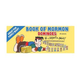 Covenant Communications Book of Mormon Dominoes, Val Chadwick Bagley