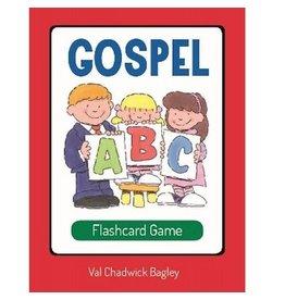 Gospel ABC Flashcard Game, Val Chadwick Bagley