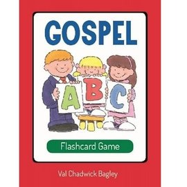Covenant Communications Gospel ABC Flashcard Game, Val Chadwick Bagley