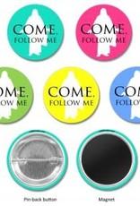 """2019 """"Come, Follow Me"""" MAGNET (1.5"""")"""