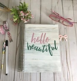 In The Leafy Tree Tops 2019 Planner - Design - Hello Beautiful