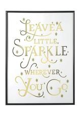 Leave A Little Sparkle Picture