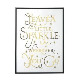 Leave A Little Sparkle Picture