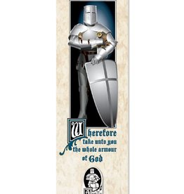 Armour Of God Bookmark and Pin