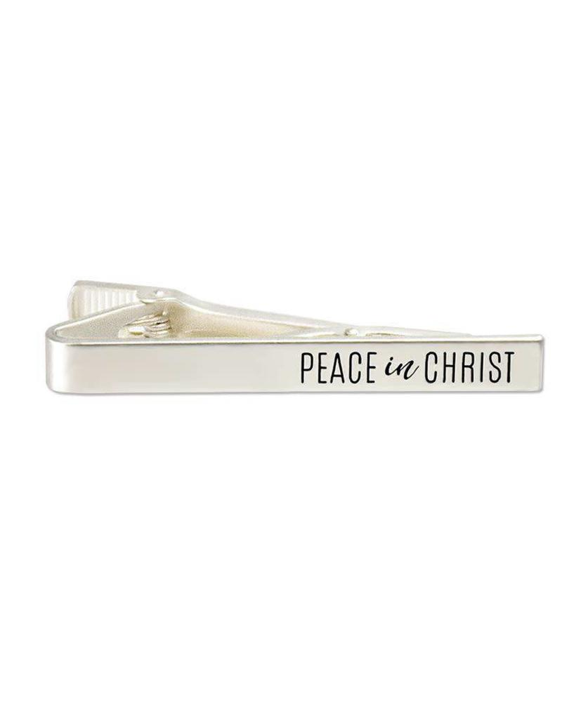 Peace In Christ Tie Bar
