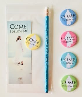 """2019 """"Come, Follow Me"""" GIFT KIT DELUXE - Primary"""