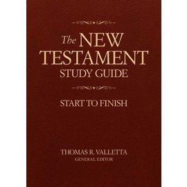 Deseret Book Company (DB) The New Testament Study Guide: Start to Finish (Valletta)