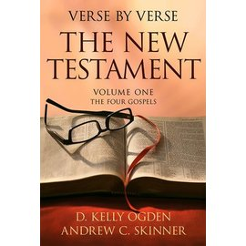 Deseret Book Company (DB) Verse By Verse New Testament Volume 1