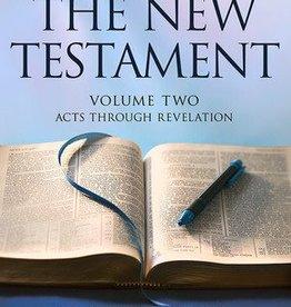Verse By Verse New Testament Volume 2