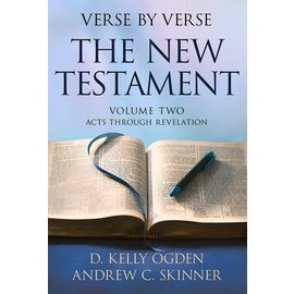 Deseret Book Company (DB) Verse By Verse New Testament Volume 2