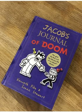 Jacob's Journal of Doom: Confessions of an Almost Deacon, Pikes/Stewart