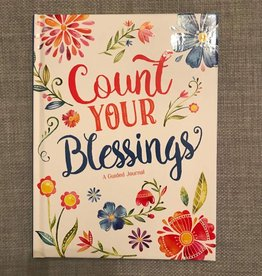 Count Your Blessings: A Guided Journal