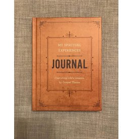 My Spiritual Experiences Journal: Capturing Life's Lessons by Gospel Theme