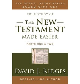 Your study of The New Testament made easier, Box set. David J Ridges