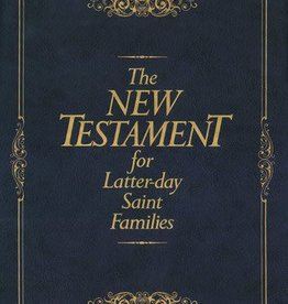 New Testament for Latter-day Saint Families, The,  ed. Valletta