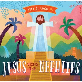 Deseret Book Company (DB) Jesus Visits the Nephites Lift & Look