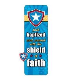 Just Baptised Shield of Faith Gift Set