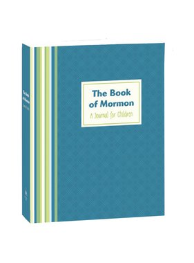 The Book of Mormon, Children's Journal Edition (No Index)