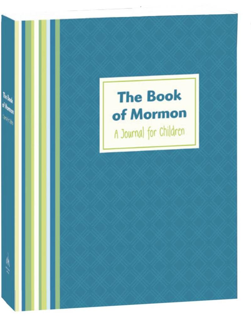 PRE-ORDER (Available April 2019)  The Book of Mormon, Children's Journal Edition (No Index)