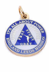 England Leeds Mission Pins/Pendants/Cufflinks