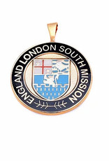 England London South Mission Pendants/Cufflinks