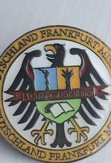 Germany Frankfurt Mission pin/cufflinks