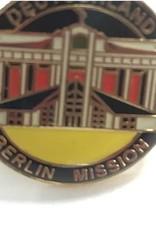 Germany Berlin Mission Pins/Cufflinks